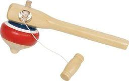 Goki Bączek drewniany do zabawy dla dzieci, pomoce Montessori  uniw