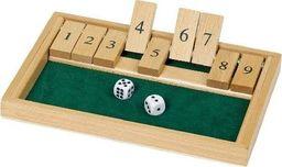 Goki Gra planszowa Zamknij pudełko do zabawy dla dzieci, Cyferkowe Zgadywanki Nauka Liczenia 1 gracz uniw