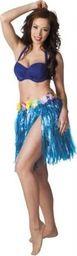 Aster Spódnica hawajska 45 cm niebieska uniw