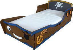 Kidsaw Kidsaw łóżko - łódź dla dzieci, seria Piraci uniw