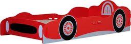 Kidsaw Łóżko dla dziecka samochód czerwony, Racing Car uniw