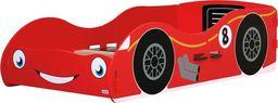 Kidsaw Łóżko dla dziecka - czerwony samochód, Racing Car - Kidsaw uniw