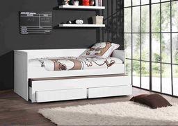 Vipack Łóżko  Robin z wstawką - łóżko dla dziecka uniw