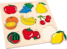 Small Foot PUZZLE dla dzieci   Owoce uniw