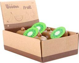 Small Foot Drewniane owoce kiwi do zabawy w sklep - 9 szt