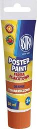 Astra Farba plakatowa tuba 30ml pomarańcz (6szt) ASTRA