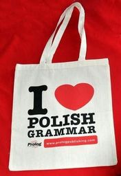 Prolog Torba 'I love Polish grammar'
