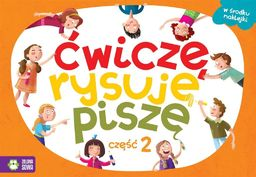 Zielona Sowa Ćwiczę, rysuję, piszę cz.2