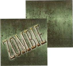 Aster Serwetki Zombie 33 x 33 cm - 12 szt uniw