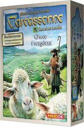 Bard Gra planszowa Carcassonne: Owoce i Wzgórza