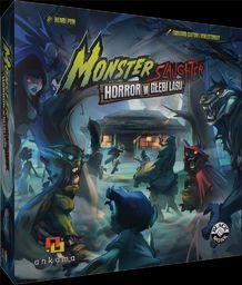 Black Monk Gra planszowa Monster Slaughter Horror w głębi lasu (312649)