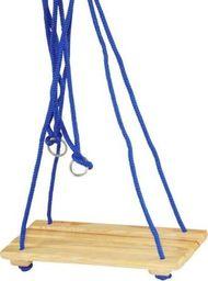 Huśtawka Tupiko Huśtawka drewniana dla dzieci Blue uniw