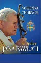 Nowenna chorych do świętego Jana Pawła II