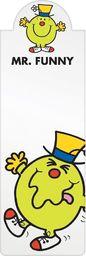 IF Mr. Men&Little Miss - zakładka do książki Mr.Funny
