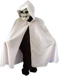 Gama Ewa Kraszek Strój Śmierć - biała peleryna dla dzieci Halloween uniw