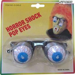 Aster Okulary wypadające oczy uniw