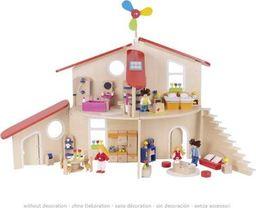 Goki Dom dla lalek zabawki dla dzieci
