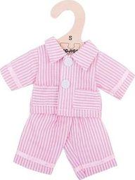 BigJigs Różowa pidżama dla lalki 25 cm uniw