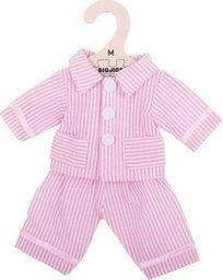 BigJigs  Różowa pidżama dla lalki 30 cm uniw