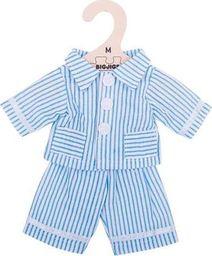 BigJigs Niebieska pidżama dla lalki 30 cm uniw