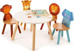 BigJigs Drewniane stół  dla dzieci ( bez krzeseł)  uniw