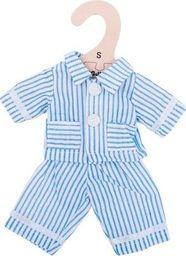BigJigs Niebieska pidżama dla lalki 25 cm uniw