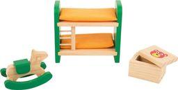 Small Foot Sypialnia do pokoju dla dzieci do domku dla lalek uniw