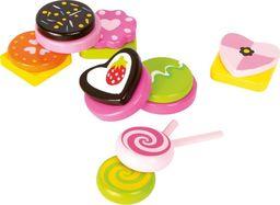Small Foot Drewniane słodycze do zabawy dla dzieci - 14 elementów uniw