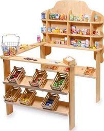 Small Foot Stragan, drewniany sklep do zabawy dla dzieci  Mega uniw