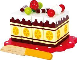 Small Foot Tort urodzinowy - zabawka  dla dzieci uniw