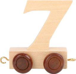 Wagon cyfra liczba 7 nauka liczenia uniw