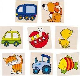 Goki Metoda Montessori Gra pamięciowa - zabawki dla dzieci uniw