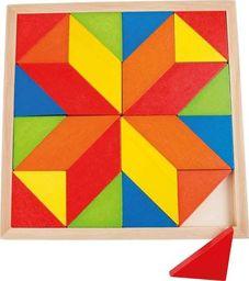 Small Foot Mozaika drewniana dla dzieci Gwiazda uniw