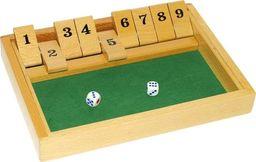 Small Foot Gra planszowa  dla dzieci- Zamknij pudełko , Cyferkowe Zgadywanki Nauka Liczenia, 1 gracz uniw