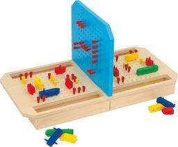 Small Foot Gra  w statki - gra planszowa dla dzieci uniw