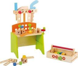 Small Foot Warsztat z narzędziami do zabawy dla dzieci Deluxe uniw
