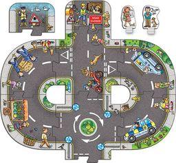 BigJigs Wielka droga wielka jezdnia ulica do zabawy Dodatkowy Skrzyżowanie uniw