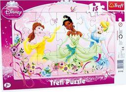 Small Foot Puzzle Princess 15 części  - zabawka dla dzieci uniw