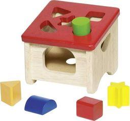 Goki Kolorowy sorter drewniany dla dzieci uniw