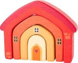 Small Foot Sorter Puzzle 3D dla dzieci - Zaczarowany Domek, zabawka montessori  uniw