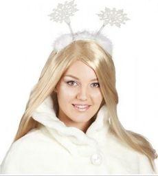 Aster Opaska śnieżynka do zabawy dla dzieci uniw