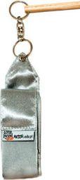 Akson Akson - Wstążka gimnastyczna 2 m - srebrna uniw