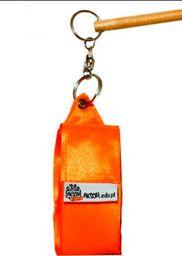 Akson Akson - Wstążka gimnastyczna 2 m - pomarańczowa uniw