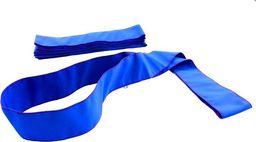 Akson  Szarfa gimnastyczna szkolna - niebieska uniw