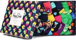 Happy Socks Happy Socks 6-Pack - Skarpety Dziecięce - XKSTE10-6000 15/18