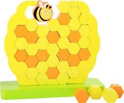Small Foot Chwiejący się plaster miodu - gra zręcznościowa typu Jenga uniw