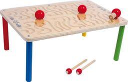 Small Foot Gra zręcznościowa dla dzieci - Magnetyczny stół z labiryntem uniw
