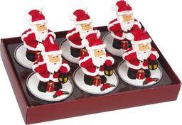 Small Foot Świeczki świąteczne Mikołaj, ozdoby  świąteczne uniw