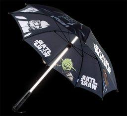 Small Foot Parasolka dla dzieci  Star Wars ze światłem LED uniw