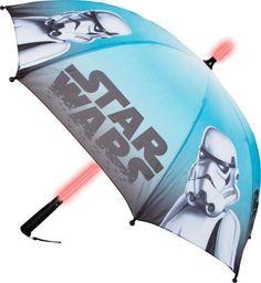 Small Foot Parasolka dla chłopca Star Wars z oświetleniem LED uniw